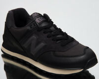 New Balance 574 Low Top Men's Lifestyle Shoes Black 2018 New Sneakers ML574-LHF