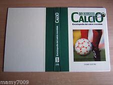 COPERTINA VOLUME 5 ENC.IL GRANDE CALCIO FABBRI=SOLO LA COPERTINA PER RILEGARE