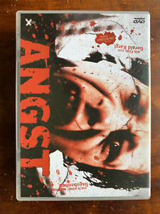 Angst DVD 1983 German Home Invasion Cult Movie Classic