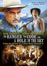 The Ranger, the Cook and a Hole in the Sky (DVD, 2014) NEW