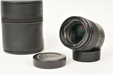 Leica Summarit-M 1:2.5 75mm - 6-bit coded with Leica Caps & Leather Leica Case
