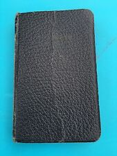 Vintage 1953 Inscribed New Testament Psalms The World Publishing Company