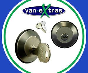 Locks4Vans Slamlock for a Vivaro/Trafic/NV300/Talento 14-19 - T Series