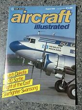 Aircraft Illustrated magazine August 1985