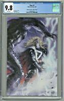 Thor #1 CGC 9.8 Unknown Comics Virgin Edition Lucio Parrillo Variant COA 600