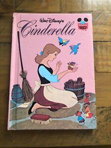 Walt Disney Wonderful World of Reading Hardback Books