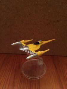 hot wheels star wars starships N-1 Naboo Starfighter