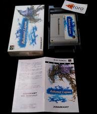 BAHAMUT LAGOON Super Famicom Nintendo SFC SNES Jap Buen Estado SquareSoft