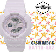 Casio Baby-G BA-110 Pink Color Series Watch BA110-4A2