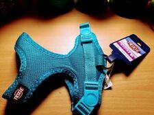 Trixie Dog Harness XS  BNWT Turquoise