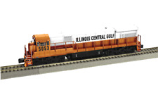 American Flyer 1921062 Illinois Central Gulf #5053 Legacy U33C S Gauge Engine