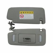 OEM Parts Interior Sun Visor LH Gray 1P For GM Chevrolet Cruze 2008-2013