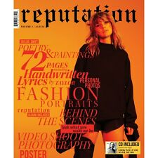 TAYLOR SWIFT Reputation CD + 72-Page Magazine Volume 1 2017 TARGET EXCLUSIVE