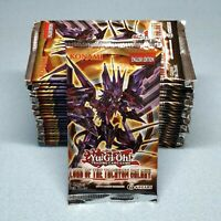 Yugioh Lord of the Tachyon Galaxy 24 Booster Packs = Box Quantity Unsearched New