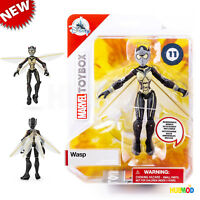 """NEW Wasp 6"""" Action Figure from Ant-Man - Disney Store Exclusive Marvel Toybox 11"""