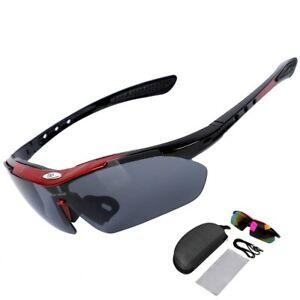 Outdoor Cycling Sunglasses Protection Bicycle Eyewear Women Men MTB Bike Glasses