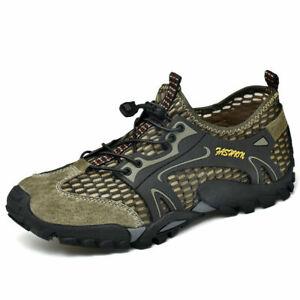 2021Mens Water shoes Walking Barefoot Skin Shoes Quick-Dry Aqua Beach Yoga Shoes