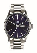 Reloj Nixon Sentry SS Blue Sunray A3561258
