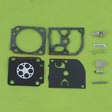 Carb Kit For  Zama RB-129 Carburetor Overhaul Kit For C1M-W26A C1M-W26B C1M-W26C