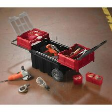 Craftsman Tool Box With Wheels Technician Portable Storage Tools Chest Organizer