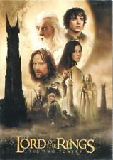 Lord Of The Rings The Two Towers Update Complete 72 Card Base Set