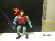 Masters of the Universe 1984 vintage MOTU near complete Dragon Blaster Skeletor