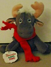"Dreamsicles Angel Hugs Plush ""Moose L. Toe"" #08024 New - In mint condition."