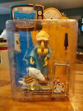 Family Guy Herbert Action Figure  Rare 2006 Mezco Toy