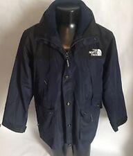 Rare North Face Goretex Mens Mountain Parka W/ lined fleece Jacket Large