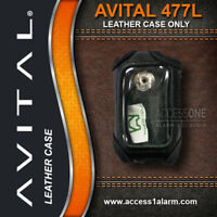 Avital 477L Hornet 477T Automate 477A or Prestige Leather Remote Control Case