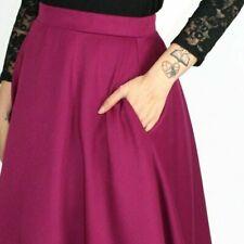 + Pockets (Rosie's Handmade Circle Skirts)