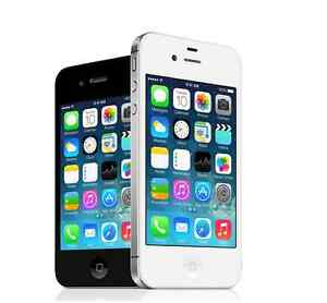 iPhone 4S Unlocked Mobile Phone 64GB Dual Core Original 3G WIFI GPS 8MP Camera