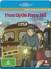From Up On Poppy Hill (Blu-ray, 2013, 2-Disc Set)