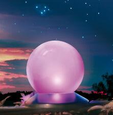Esotec 102017 - Luce sferica a Energia Solare 14 cm 7 colori