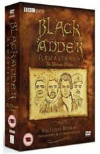 Blackadder Remastered The Ultimate Edition 5051561028168 DVD Region 2