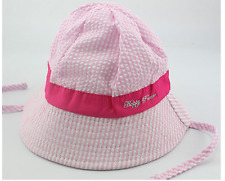 Little Girl's Sun Hat Gorro de 6 - 18 meses de verano