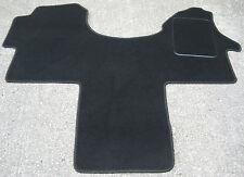 Van/Car Mat in Black to fit Mercedes-Benz Sprinter 2-SEATER (2006 on)