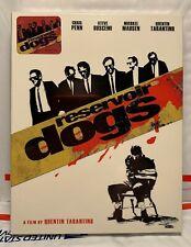 New Reservoir Dogs Blu-Ray Full Slip Type A Steelbook! Nova Exclusive! Plz Read!