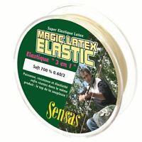 Sensas NEW Magic Natural Latex Elastic *All Sizes*