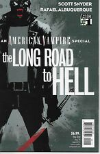 American Vampire The Long Road To Hell #1 cover A 2013