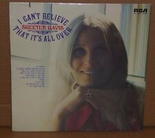 Skeeter Davis I Can't Believe That It's All Over SEALED vinyl LP record cut out