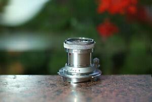 LEICA M RANGEFINDER-COUPLED RODENSTOCK HELIGON A (MC) 1:2.0 50mm CUSTOMISED LENS