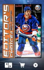 MATT MARTIN-EDITORS CHOICE MARATHON-TOPPS SKATE 19 DIGITAL