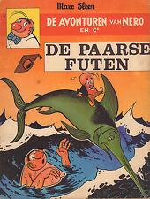 NERO 06 - DE PAARSE FUTEN - Marc Sleen (1967 1e DRUK)