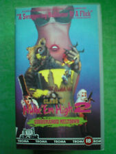 CLASS OF NUKE EM HIGH 2 SUBHUMANOID MELTDOWN  (NEW) -    RARE AND DELETED