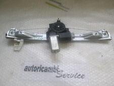 FIAT BRAVO 1.4 BENZ/GPL 6M 66KW (2009) RICAMBIO MOTORINO MECCANISMO ALZACRISTALL