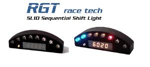 Shift light sequentiel RGT race tech