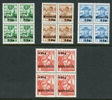 AUSTRIA SCOTT#B128/31  BLOCK SET  MINT NH --SCOTT VALUE $320.00