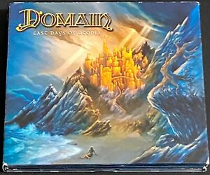 Domain - Last Days of Utopia + 5 BT (2005, LMP) 2 CD 16 Track Limited Edition