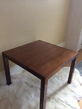 Mid-Century Edward Wormley for Dunbar cube end table